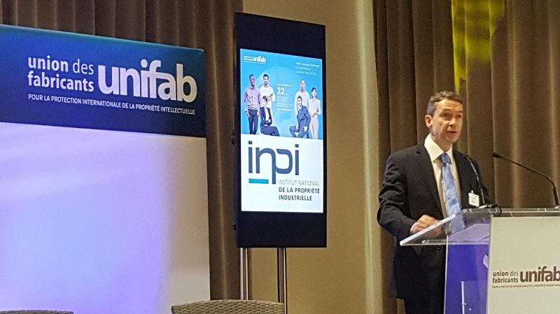 INPI_Intervention de Romain Soubeyran, directeur général de l'INPI
