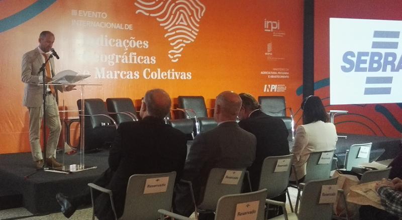 Crédit imageINPI / Gilles Pecassou, Ministre Conseiller de l'Ambassade de France au Brésil