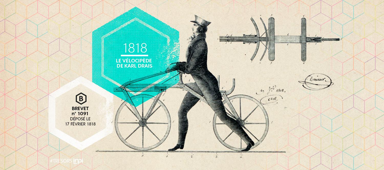 Brevet n° 1091, déposé le 17 février 1818 / Crédit image : AGENCE SECRÈTE