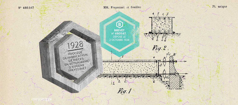 Brevet n°680547 déposé le 2 octobre 1928 / Crédit Image : AGENCE SECRÈTE