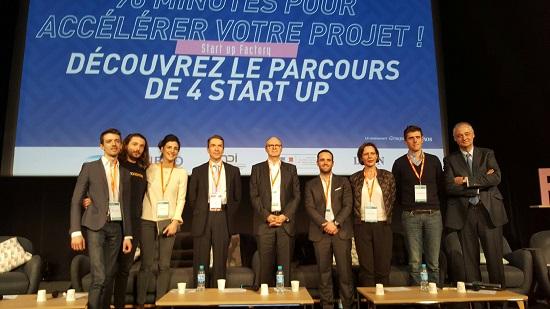 L inpi au salon des entrepreneurs 2017 for Salon des entrepreneurs 2016