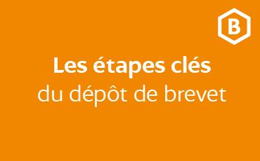Les Etapes Cles Du Depot De Brevet Inpi Fr